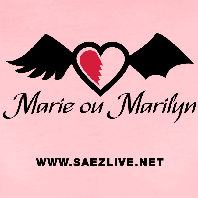 Marie ou Marilyn