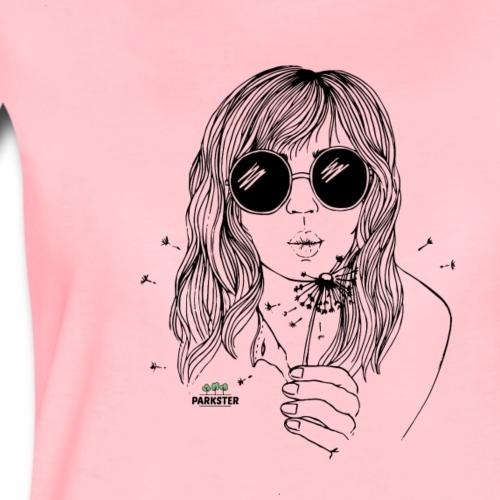 parkster girl2 - Frauen Premium T-Shirt