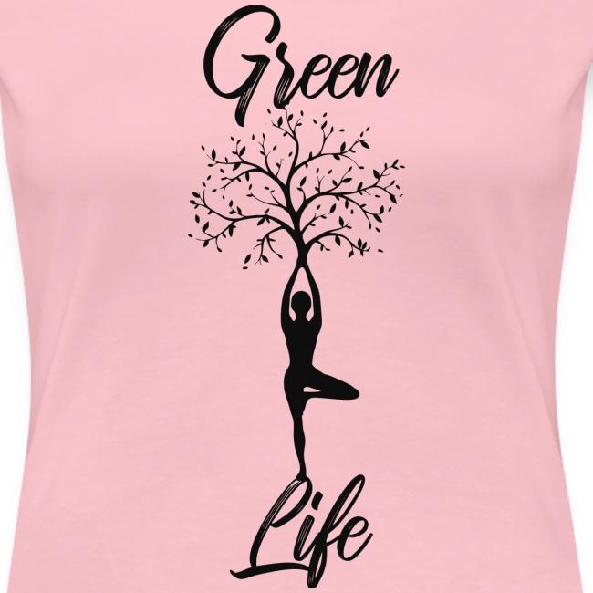 Greenlife Yoga Leben Nachhaltig Klimawandel