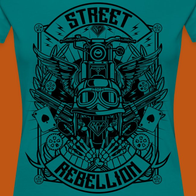 Street Rebellion Motorcycle s