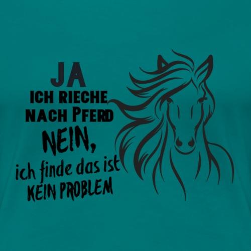Wir lieben Pferde - Frauen Premium T-Shirt