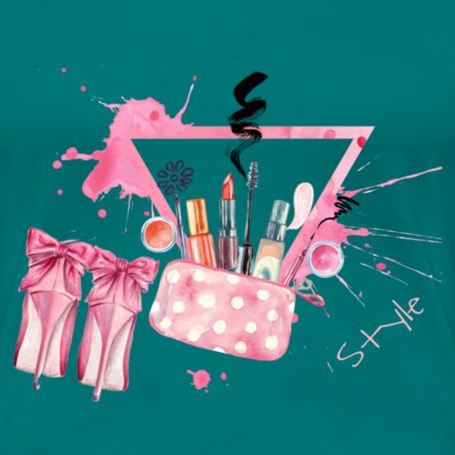 Style - Maglietta Premium da donna