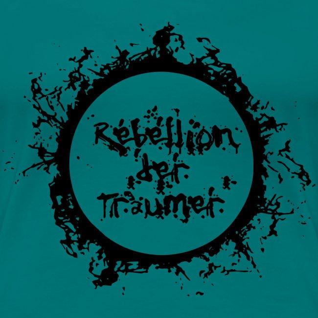 Rebellion der Träumer Logo schwarz