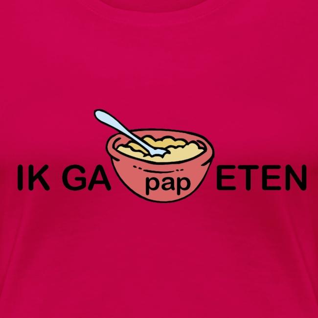 IK GA PAP ETEN