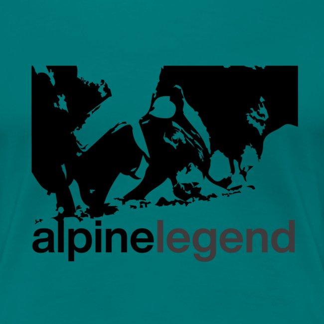 alpine legend : Reines du Val d'Hérens