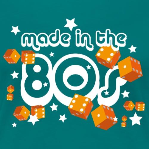 Made in the 80s - Frauen Premium T-Shirt