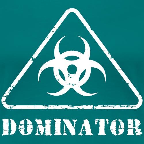 DOMINATOR - Frauen Premium T-Shirt