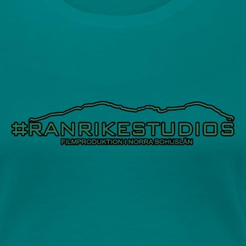 Ranrikestudios Logo - Premium-T-shirt dam