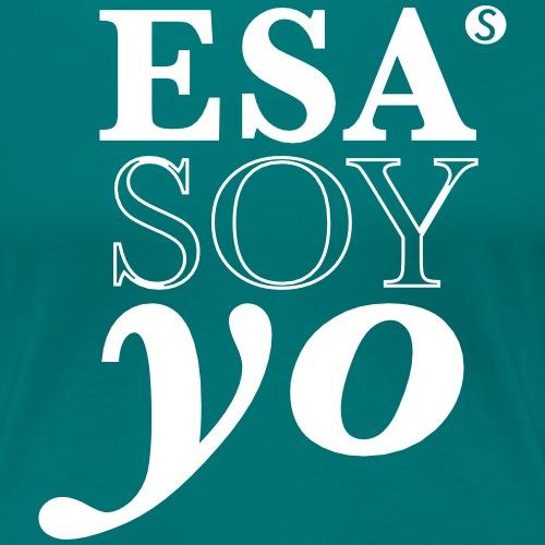 ESA SOY YO (Elito Reve) for Women - Women's Premium T-Shirt