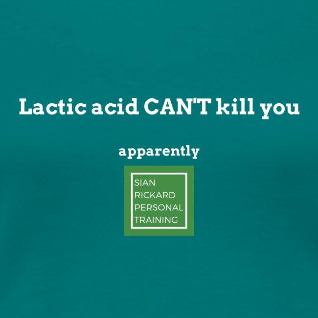 SRPT Lactic Acid