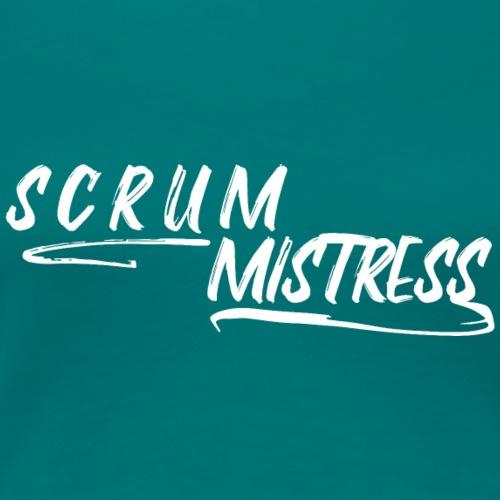 Scrum Master Mistress II - Frauen Premium T-Shirt