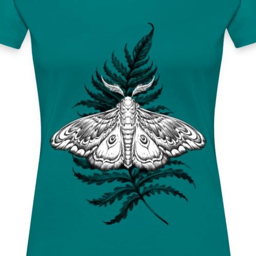 Moth - Koszulka damska Premium