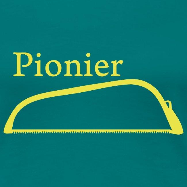 Pionier Säge