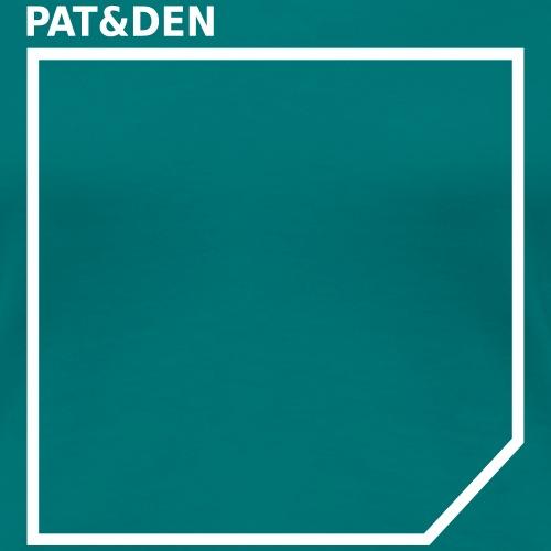 PAT & DEN SQUARE 0PD03 - Women's Premium T-Shirt