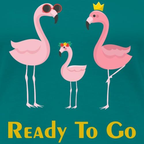 flamingo family ( ready to go )