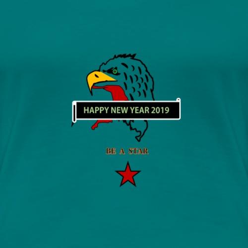 Eagles - Frauen Premium T-Shirt