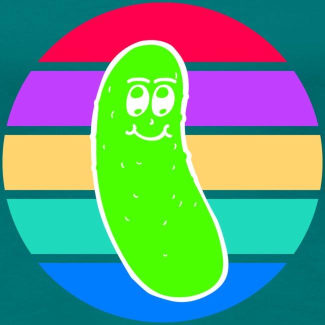 Vintage Colored Pickle #5