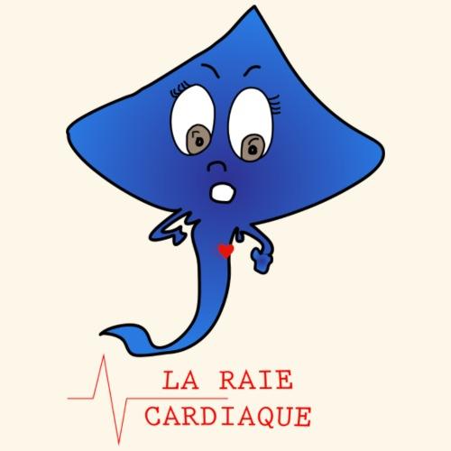 La raie cardiaque