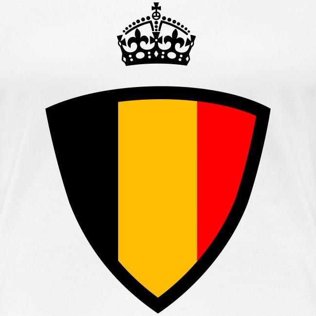 Koninkrijk belgië schild