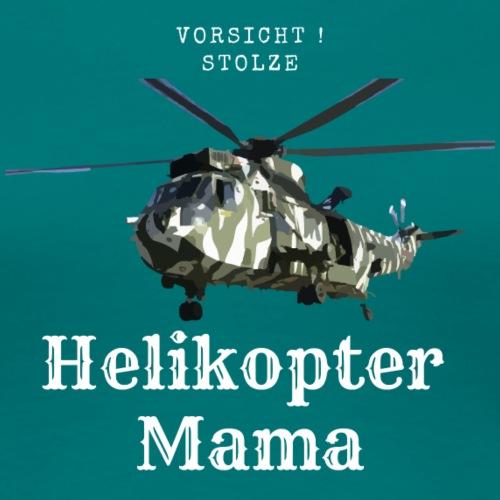 Stolze Helikoptermama - Frauen Premium T-Shirt