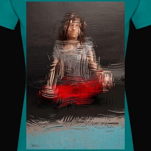 Karma - Frauen Premium T-Shirt