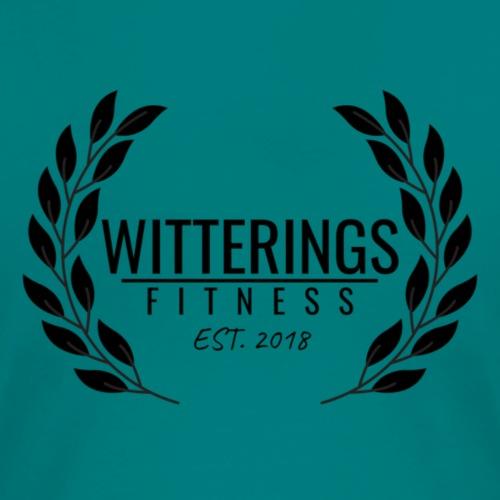 Witterings Fitness - No Excuses - Women's Premium T-Shirt