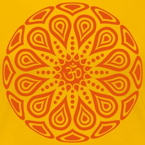 Om One Color - Women's Premium T-Shirt