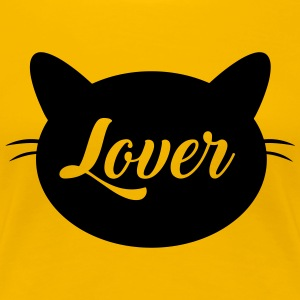 Cat lover - Women's Premium T-Shirt