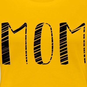 Proud Mom? - Women's Premium T-Shirt