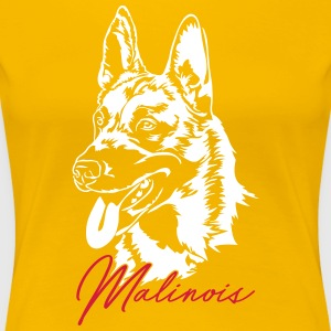 Malinois - Women's Premium T-Shirt