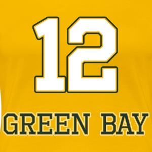Green_Bay - Frauen Premium T-Shirt