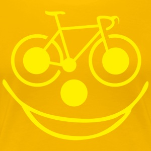Funny Bicycle - Women's Premium T-Shirt