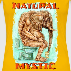 NATURAL MYSTIC - Women's Premium T-Shirt