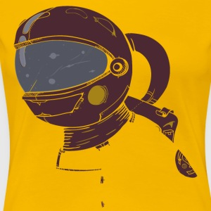 SPACEMAN - Women's Premium T-Shirt