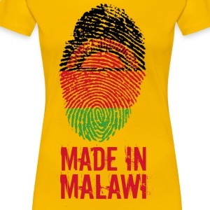 Made In Malawi / Malawi - Premium T-skjorte for kvinner