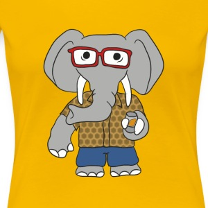 Drunk Elephant - Women's Premium T-Shirt