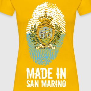 Made In San Marino / La Serenissima - Frauen Premium T-Shirt