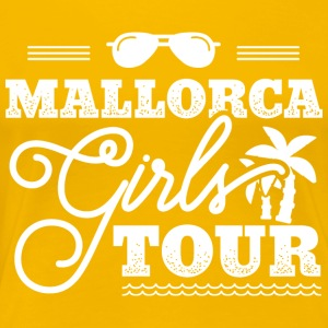MALLORCA GIRLS TOUR MALLE - Frauen Premium T-Shirt