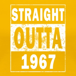 1967 - Straight outta - Frauen Premium T-Shirt