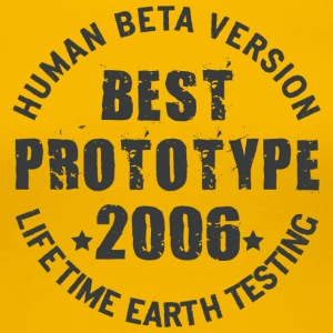 2006 - The birth year of legendary prototypes - Women's Premium T-Shirt
