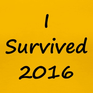 2016 Survivors t-shirt - Women's Premium T-Shirt
