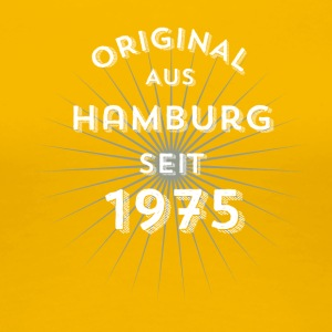 Original from Hamburg since 1975 - Women's Premium T-Shirt