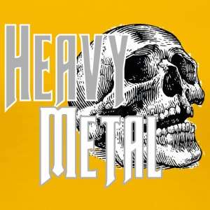 Heavy Metal - Women's Premium T-Shirt