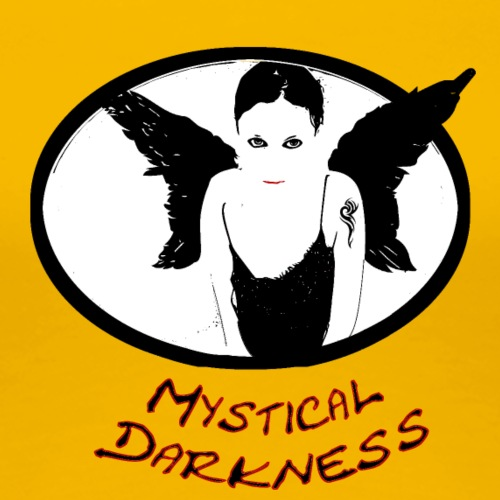 mystical darkness - Frauen Premium T-Shirt