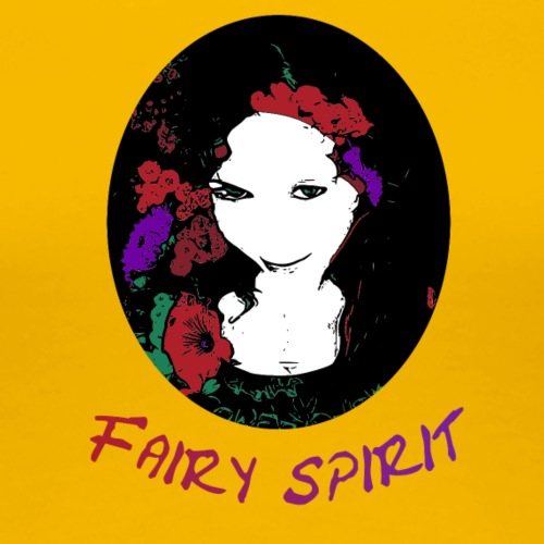 fairy spirit - Frauen Premium T-Shirt