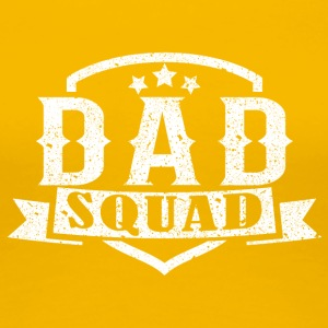 DAD SQUAD - Frauen Premium T-Shirt