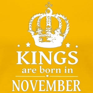 November King - Women's Premium T-Shirt