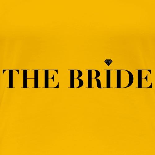 The Bride | Animal Fashion - Frauen Premium T-Shirt