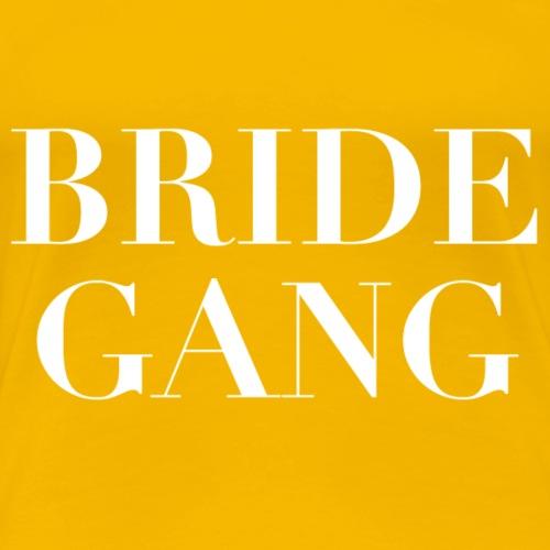 Bride Gang | Animal Fashion - Frauen Premium T-Shirt