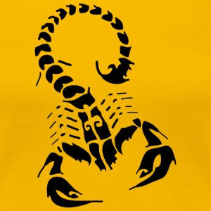 Scorpion - Women's Premium T-Shirt